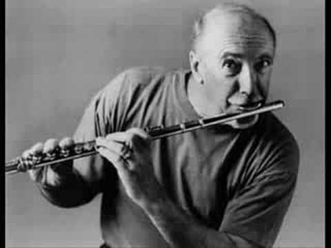 Herbie Mann popular all-time famous flute player usa