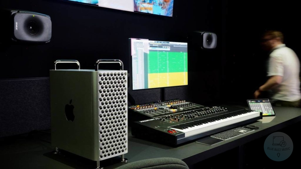 Logic Pro integration is a must in a midi controller for logic pro x