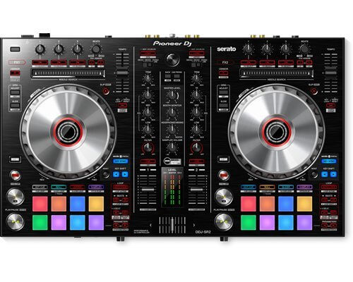 Pioneer DDJ-SZ2 DJ Controller-bundle - one of the best dj controllers pianoeer for beginners coming out