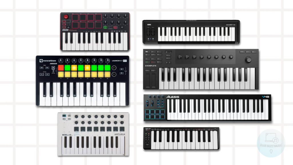 Portability is important when picking the right midi controller for your mac logic pro daw
