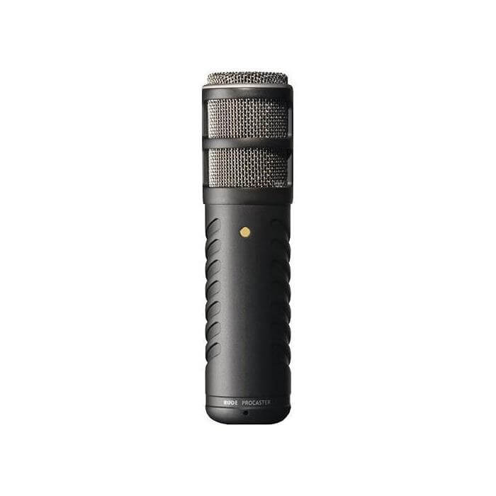 Rode Procaster Dynamic Broadcast Microphone - best mic for podcasting