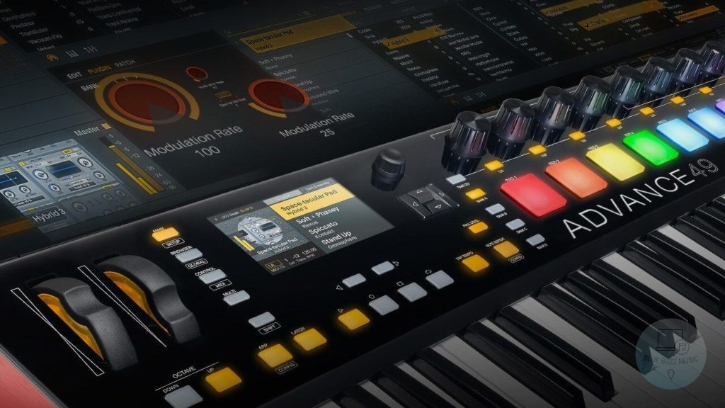 how to find the best midi controller keyboard for logic pro x