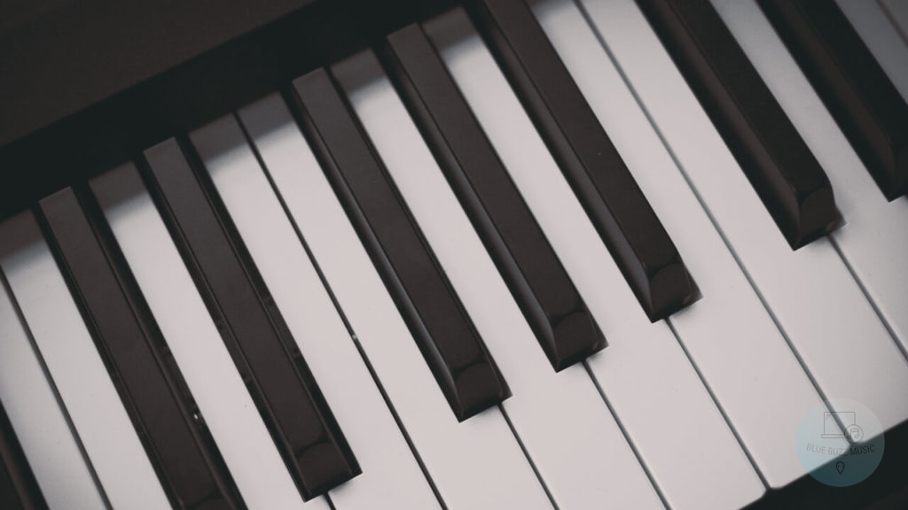 number of keys needed for your midi controller keyboard for logic pro