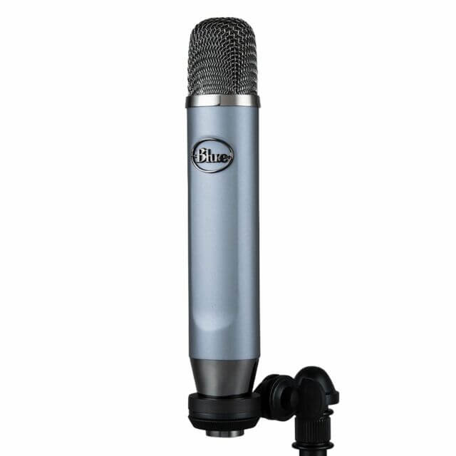 Blue Ember - affordable studio condenser mic for streaming and recording voice