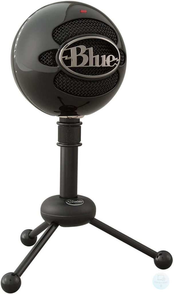 Blue Yeti Snowball - cheap compact table microphone for podcasting and streaming not headset