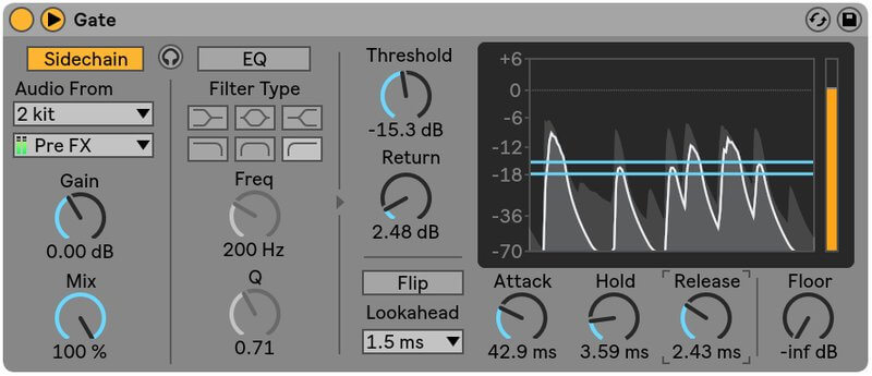Common Uses of Sidechaining - examples of sidechain compression