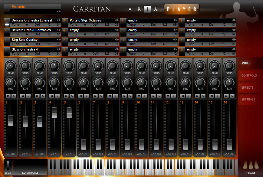 Garritan Instant Orchestra - professional orchestra vst plugin and orchestral library for beginners