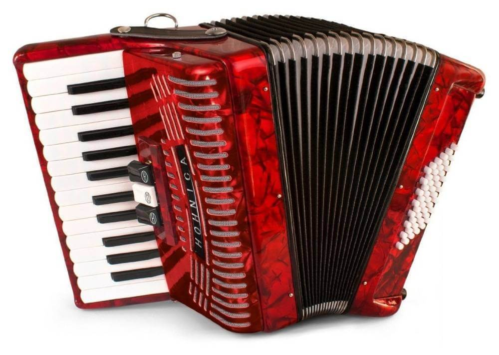 Hohner 1304 - best bass style piano keyboard accordion for beginners most expensive