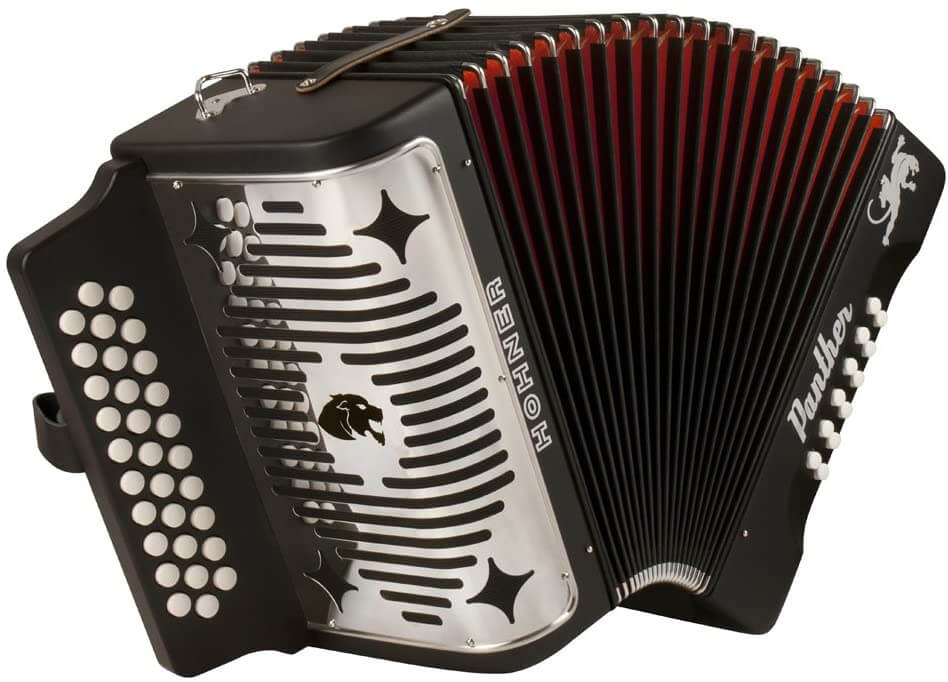 Hohner 3100GB - best piano accordions in the world hohner accordion