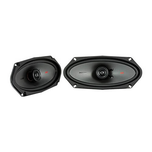 Kicker 4X10 - best car speakers for bass and sound quality