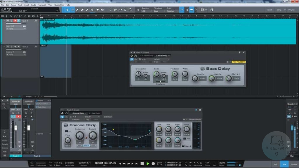 Studio One Prime - music production software free download full version
