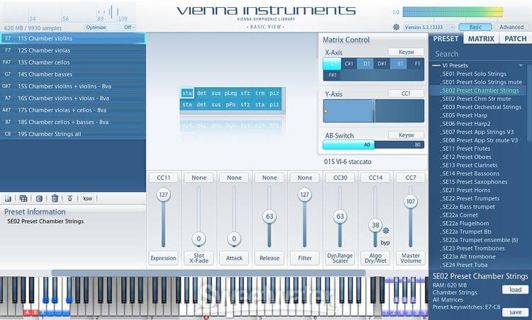Vienna Symphonic Library - one of the best orchestra vst plugins for music production