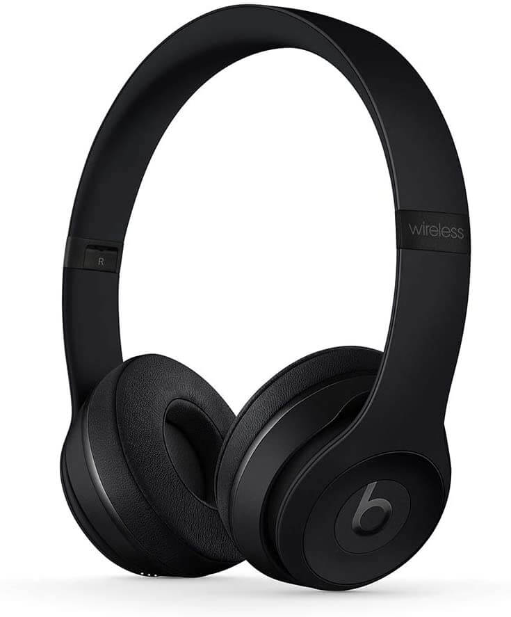 Beats Solo3 Wireless - on-ear wireless bluetooth dj headphones