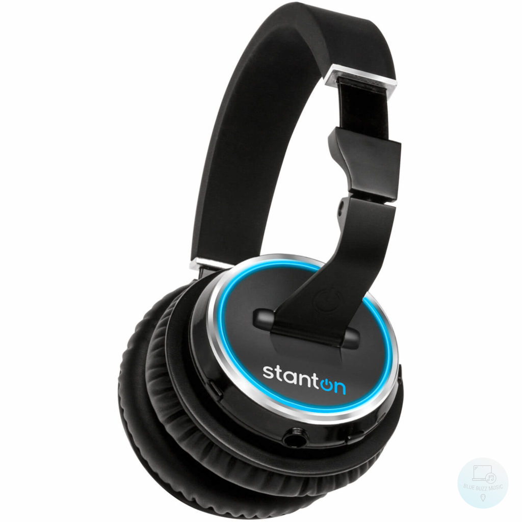 Stanton DJ Pro 6000 - best cheap budget affordable headphones for djs wireless