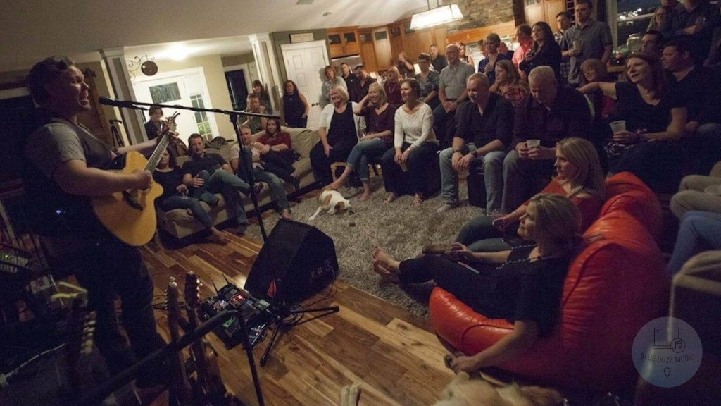 What Are House Concerts - how to get booked for house concerts