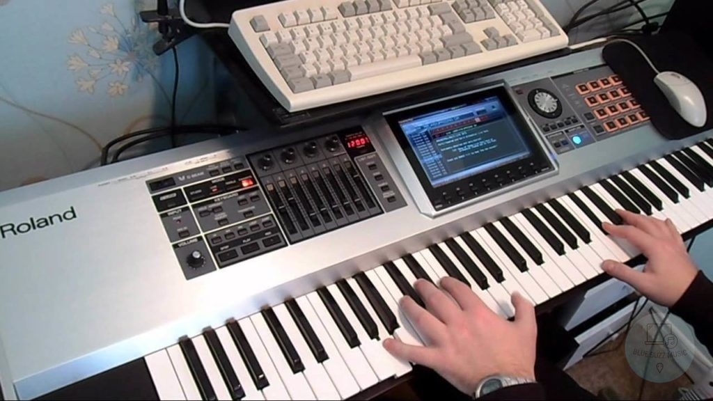Keyboard Workstation types, dimentions, prices