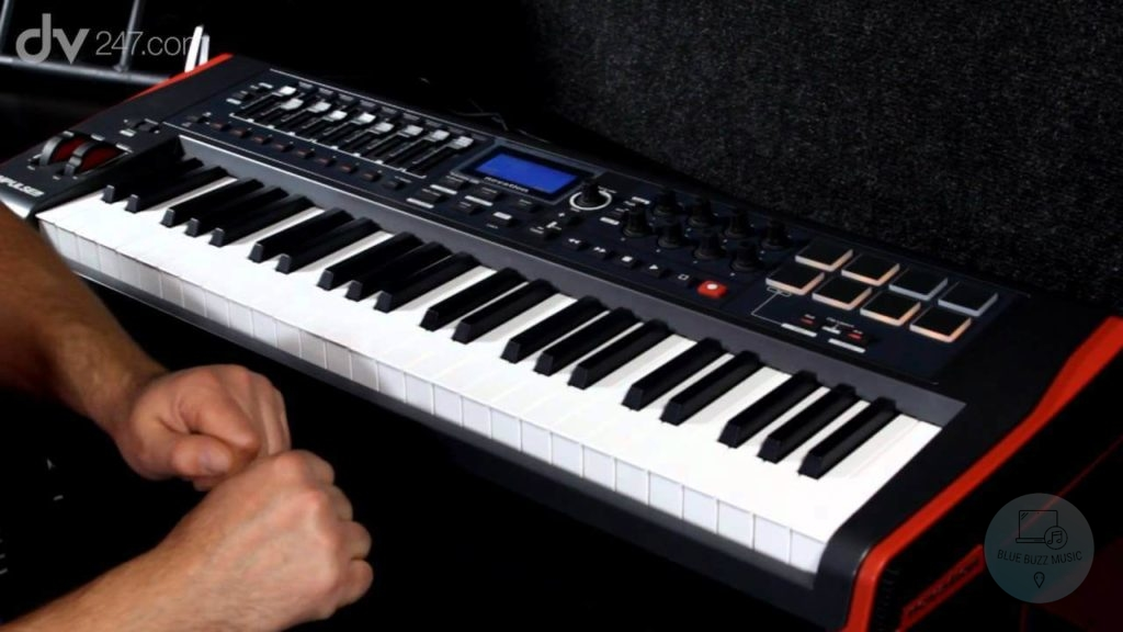 MIDI Controller types, dimentions, and prices