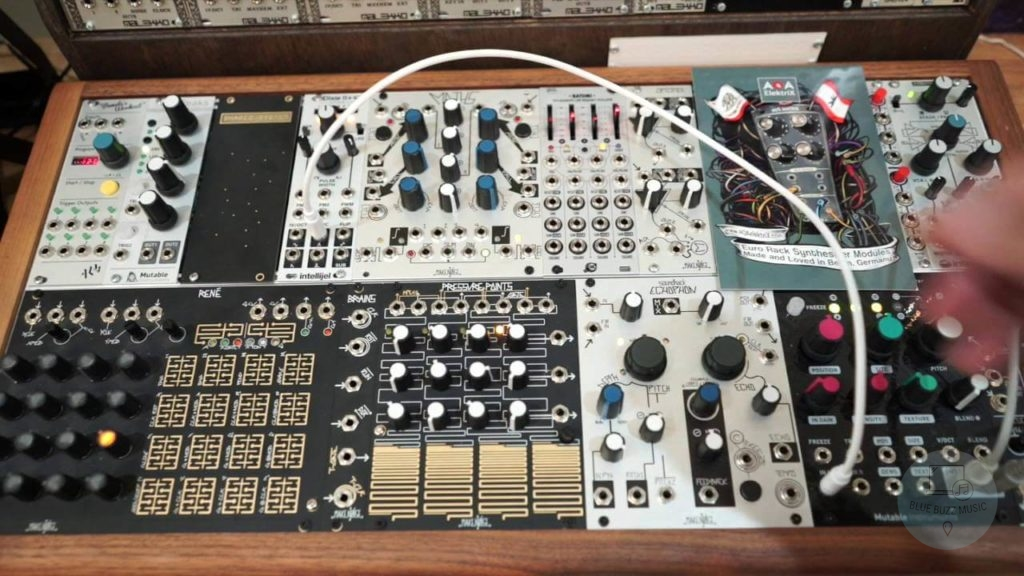 Modular Synths types, dimentions, and prices