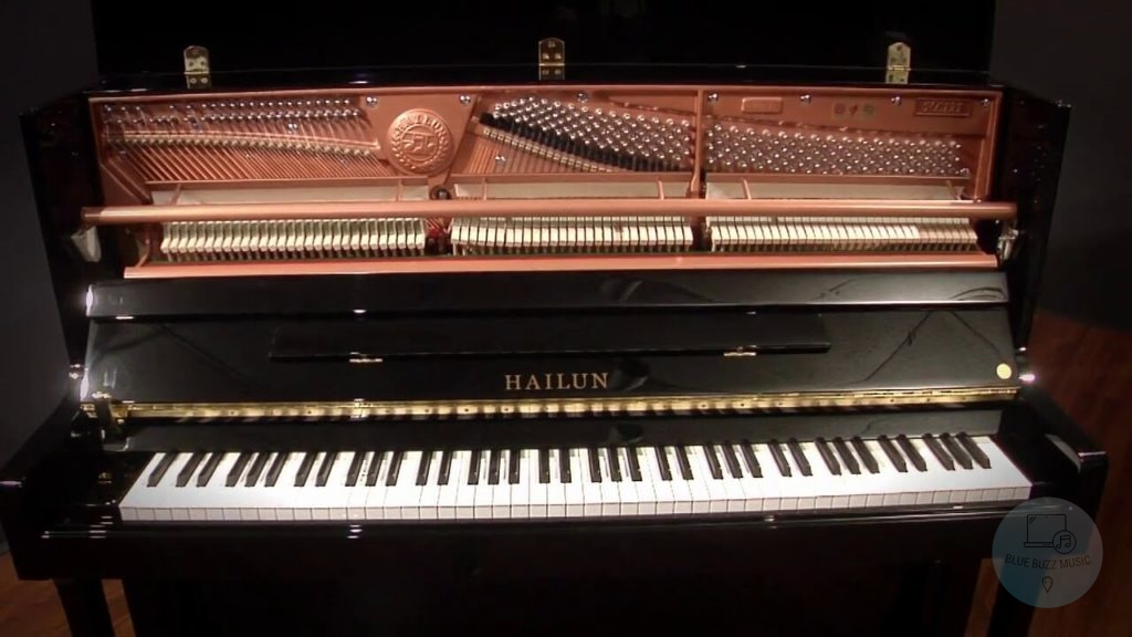 Upright Piano and types of upright pianos - dimensions and prices