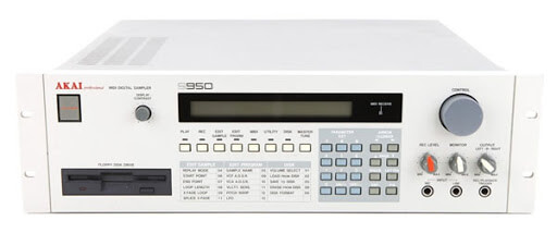 Akai s950 Features - best rack mount sampler for drums and percussion
