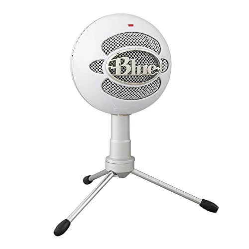 Blue Snowball - best microphone for voice over work at home studio