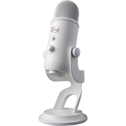 Blue Yeti - best usb microphone for voice over