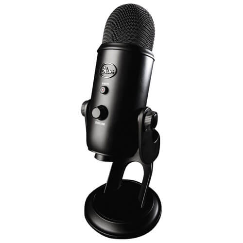 Blue Yeti - is blue yeti better than at2020 microphone