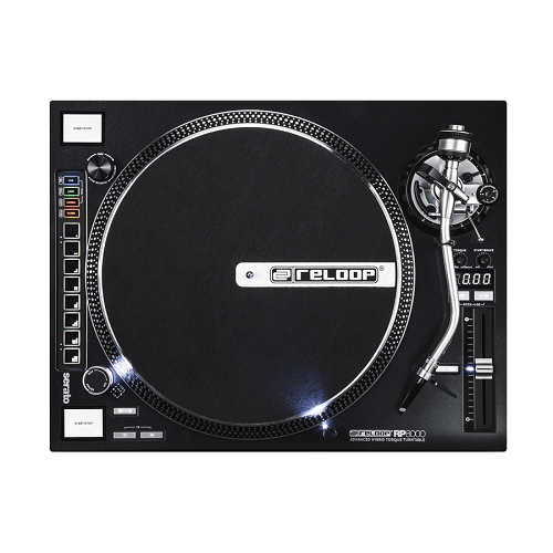 Reloop RP-8000 - best dj turntables for beginners under $1000