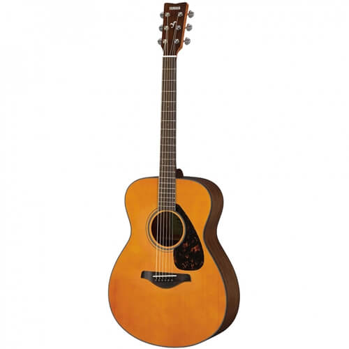 Yamaha FS800 - best small yamaha acoustic guitar for small hands