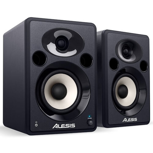 Alesis Elevate 5 MKII - best powered speakers for keyboard and synthesizer