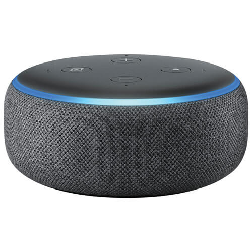 Amazon Echo - best budget cheap affordable apartment speaker