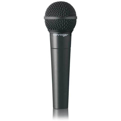 Behringer XM8500 - best budget dynamic microphone for streaming and gaming