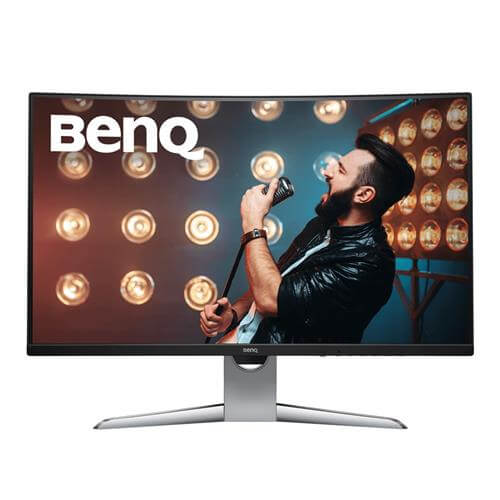 BenQ EX3203R - best touch screen computer monitor for music production and making beats