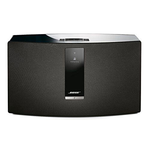 Bose SoundTouch 30 - best bluetooth speakers for apartment to listen to music