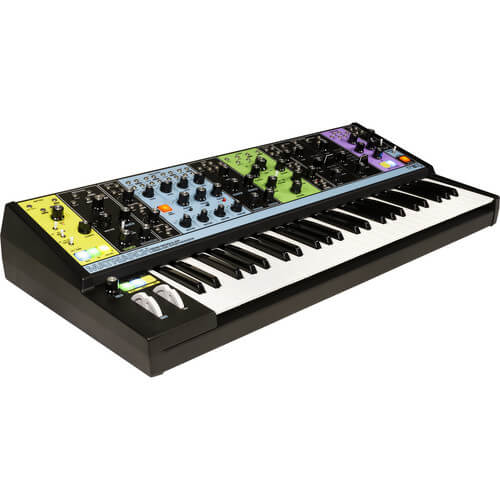 Moog Matriarch Analog Synth - best synthesizer to perform live on stage