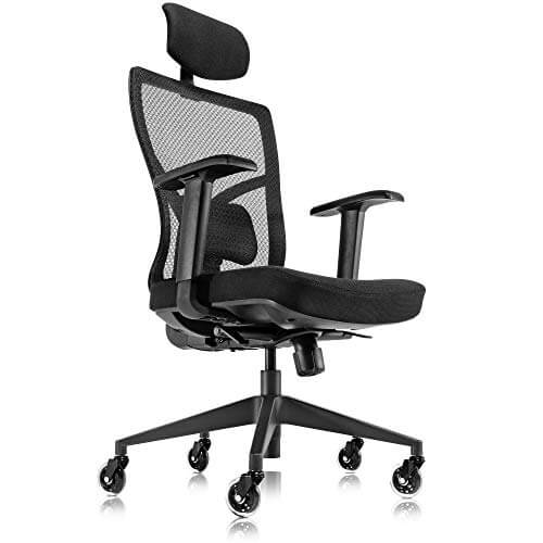 Office Oasis Ergonomic - top best recording studio chairs for beat making