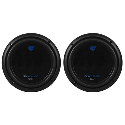 Planet Audio AC10D - best cheap powered subwoofer for car