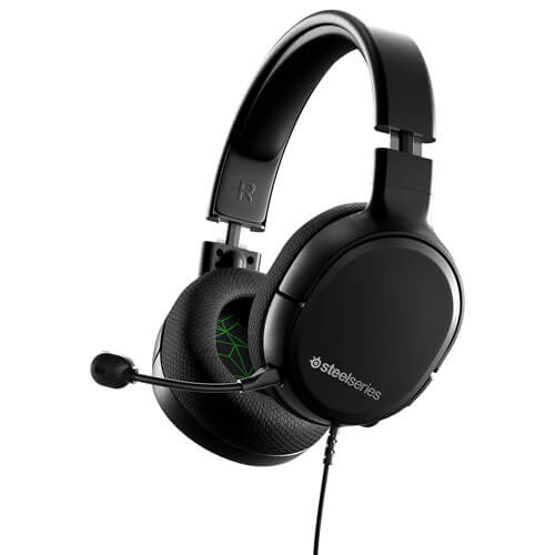 SteelSeries Arctis 1 - best budget wired gaming headset with microphone