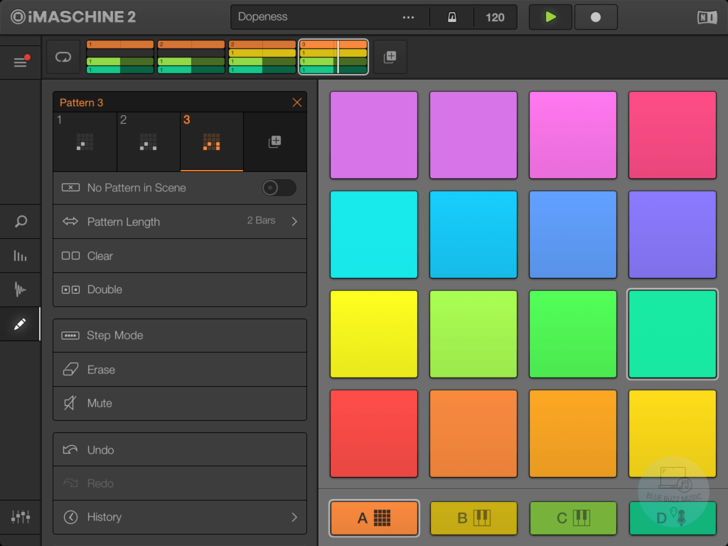 iMaschine - best mobile app for making beats on your phone or tablet