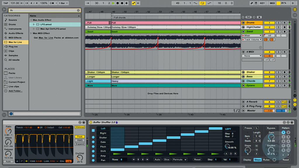 is ableton the best daw for recording vocals