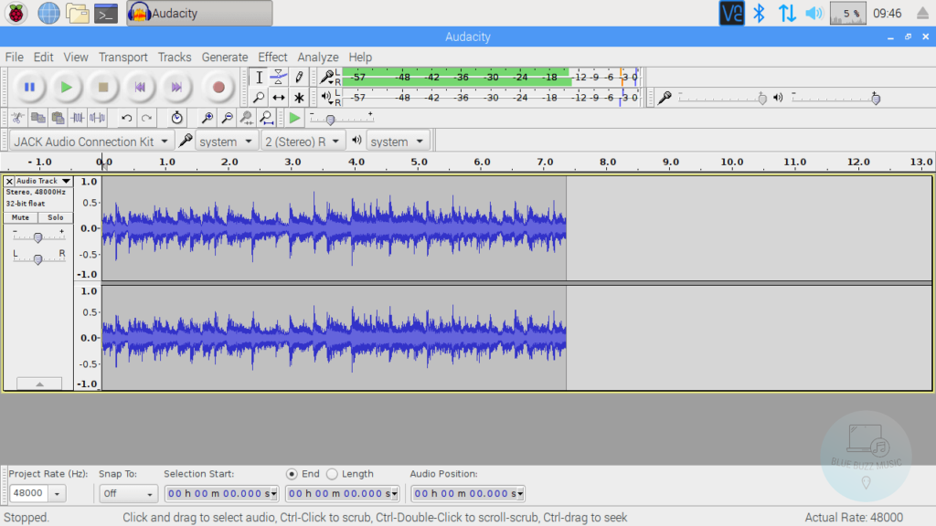 is audacity the best daw for podcasting