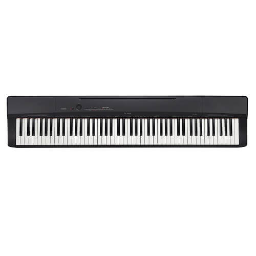 Casio Privia PX-160 - best intermediate digital piano with weighted keys