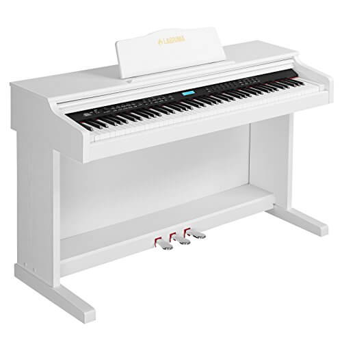 Lagrima LG-8830 - best keyboard piano with weighted keys