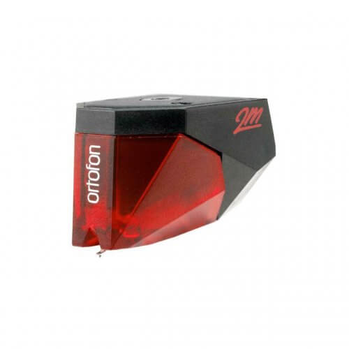 Ortofon 2m Red - best phono cartridge for rock music under 100 dollars