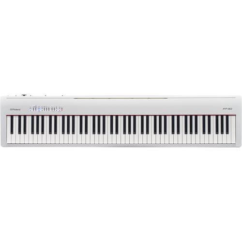Roland FP-30 - best cheap digital piano with weighted keys