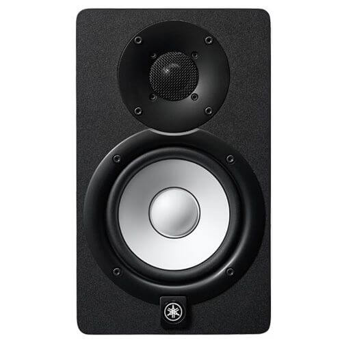 Yamaha HS5 - best budget active nearfield studio monitor speakers for beatmaking
