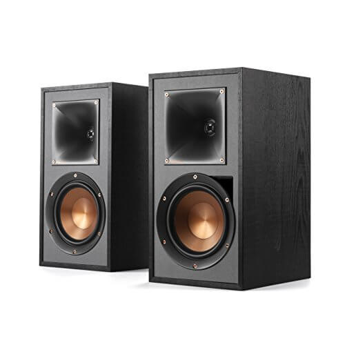 Klipsch R-51PM - best powered speakers for vinyl turntable record player