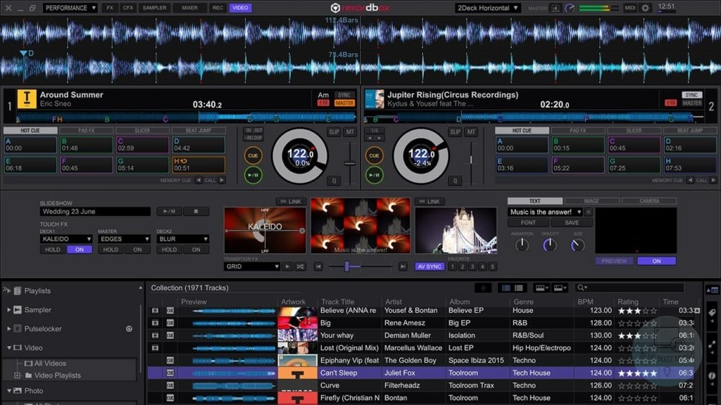 Pioneer Rekordbox DJ - what software do techno djs use to mix and make remixes