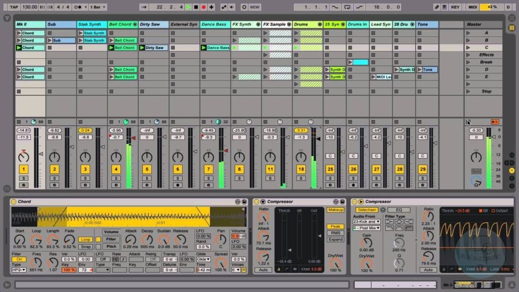 which daw is best for making edm beats and dj edm