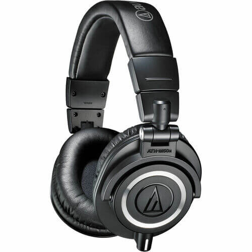 AT ATH-M50x - headphones gear you need to make beats